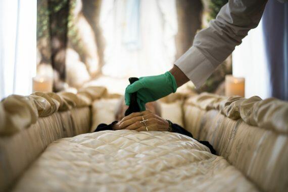 Le rôle des pompes funèbres